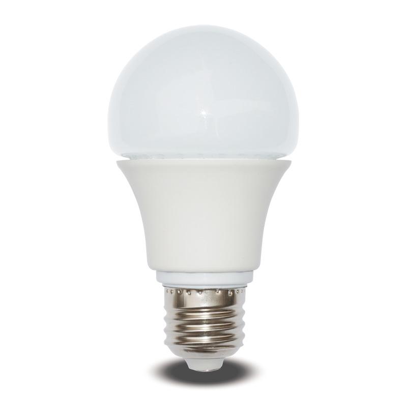 L mpada de led bulbo 9w bivolt e27 branca led em geral for Lampade e27 a led